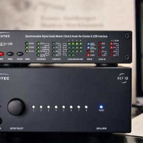 Mutec REF10 SE120 Referenztaktgenerator