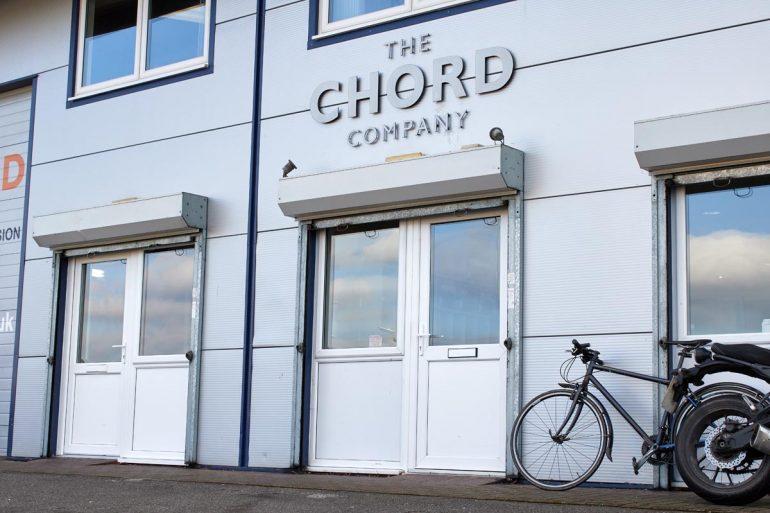 FIDELITY zu Gast bei ... The Chord Company