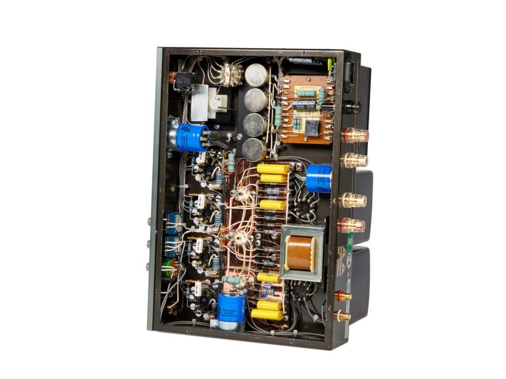 Air Tight ATM-15 Endverstärker