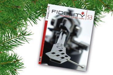 Weihnachtsverlosung FIDELITY 53