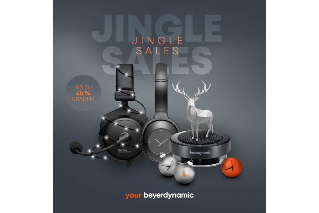 beyerdynamic Jingle Sales