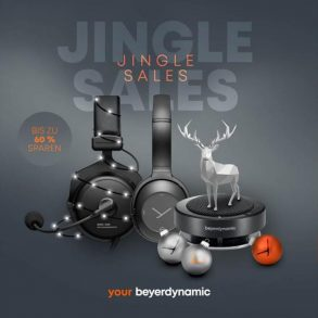 beyerdynamic Jingle Sales