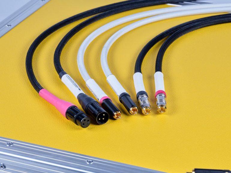Phonokabel Kabelset von Hans Jörg Schulz