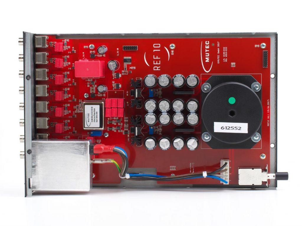 Mutec REF10 SE 120 Referenztaktgenerator