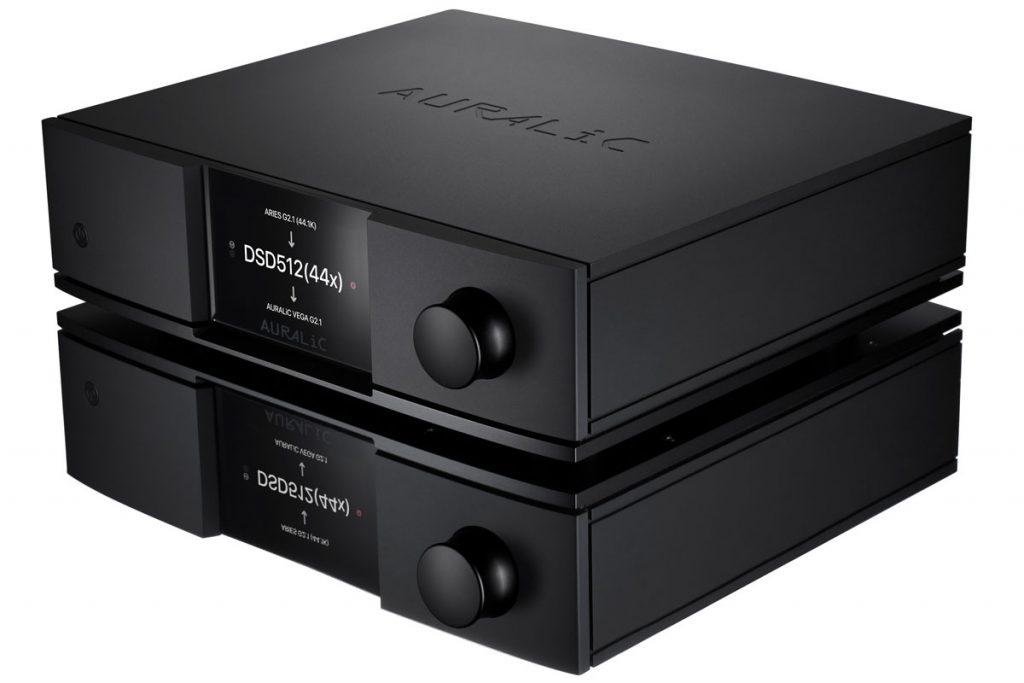 Auralic Sirius G2.1 Digitalprozessor