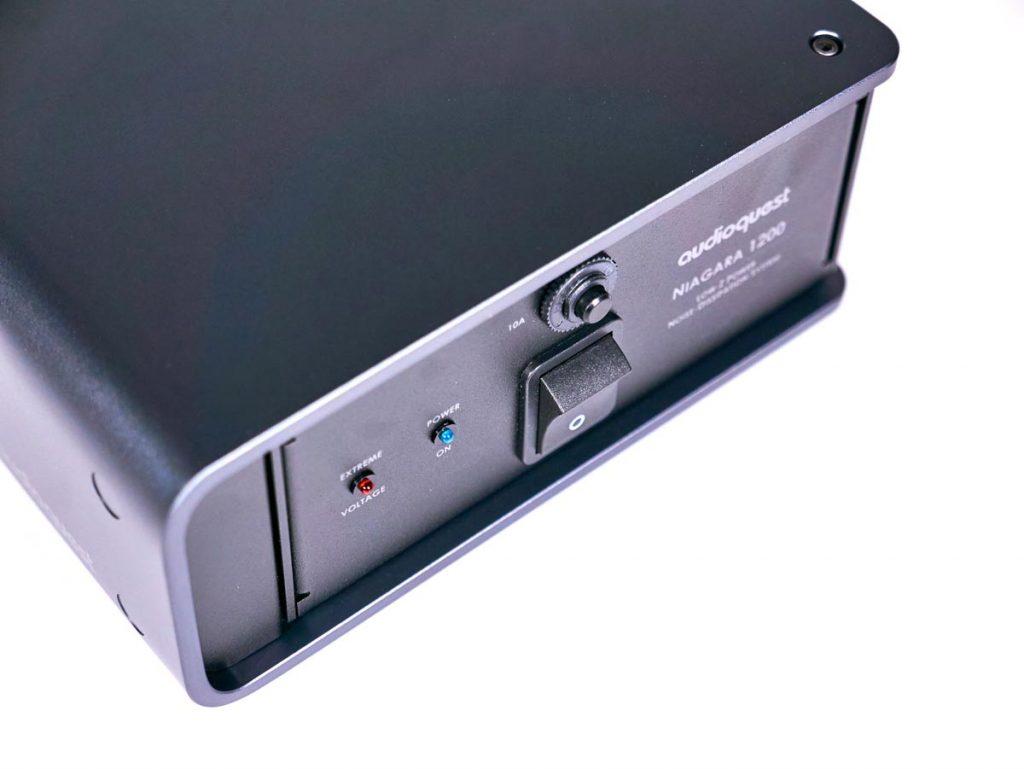 AudioQuest Niagara 1200 Netzfilter