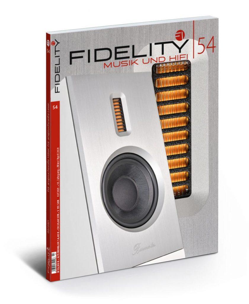 FIDELITY 54 Titel perspektivisch