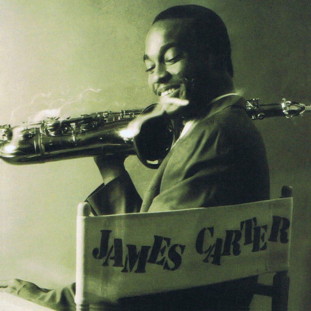 JC On The Set, James Carter