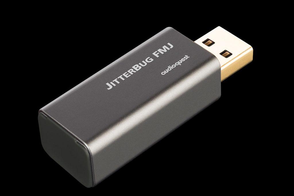 AudioQuest JitterBug FMJ USB-Rauschunterdrückung