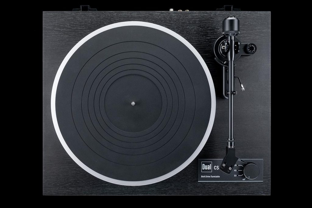 Dual Plattenspieler CS 418