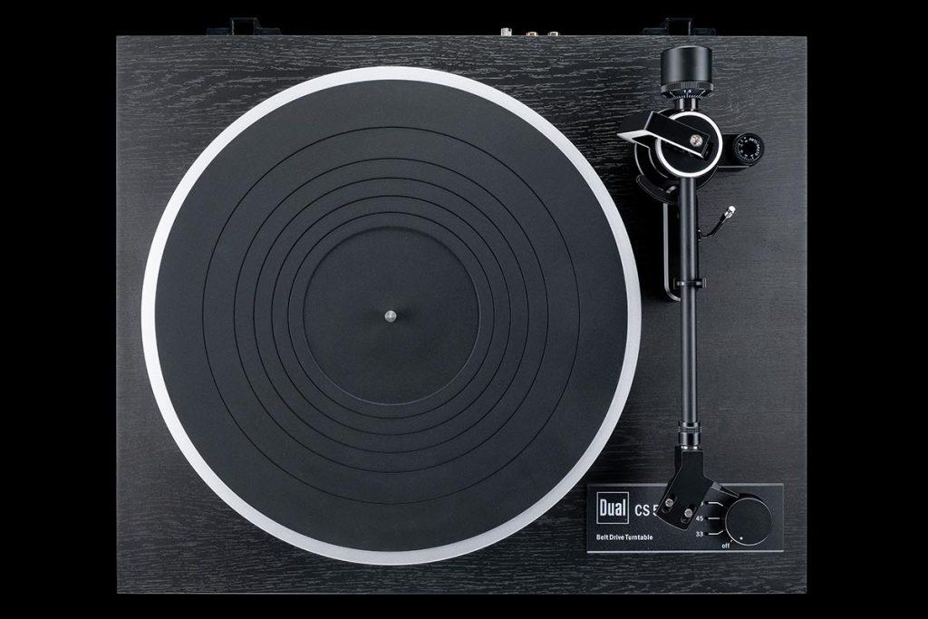 Dual Plattenspieler CS 518
