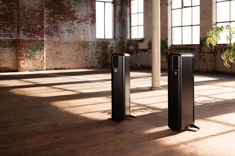 Q Acoustics Q Active 400 Aktivlautsprecher