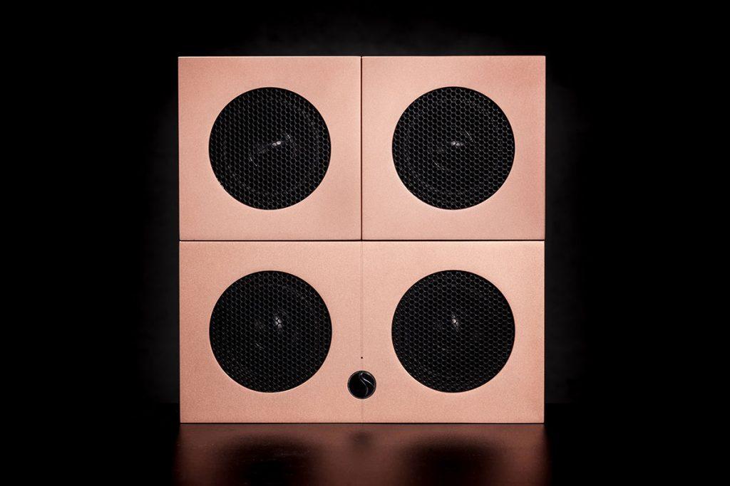 Soundgil Cube 2.1 Bluetooth-Anlage