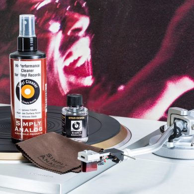 Simply Analog Vinyl-Pflegeset