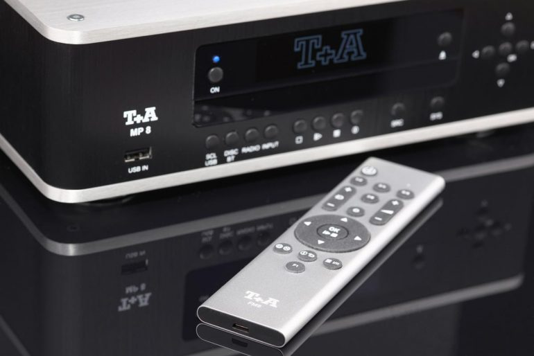 T+A MP 8 Multisource CD-Player