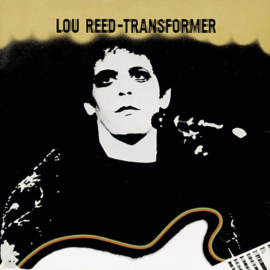 ALBUMDOPPEL Lou Reed - Transformer