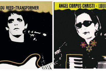 ALBUMDOPPEL Lou Reed - Transformer / Angel Corpus Christie - Louie Louie