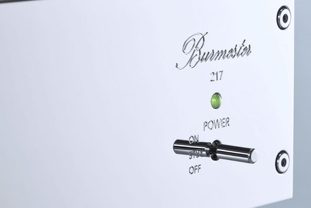 Burmester 217 Plattenspieler