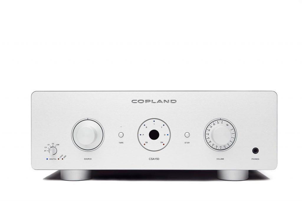 Copland CSA 150 Hybrid-Vollverstärker