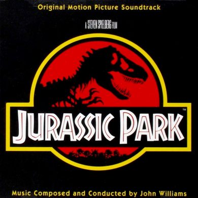 Jurassic Park Filmmusik
