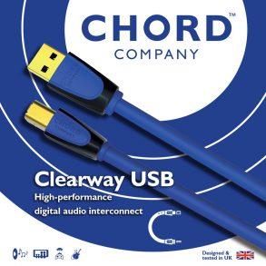 Chord Clearway USB