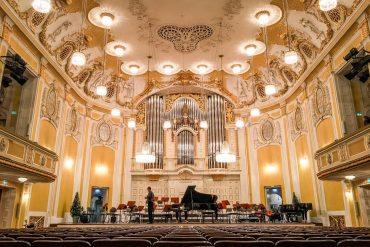Mozarteum Salzburg, Großer Saal