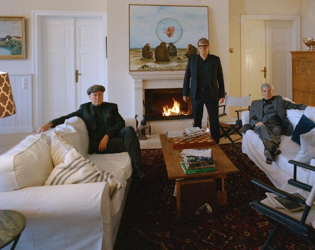 Regener, Pappik, Busch - credit Charlotte Goltermann