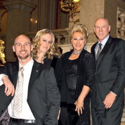 Wilson Audio Family in Wien
