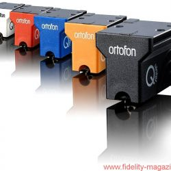 Ortofon in Who is Who