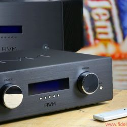 AVM Ovation Series PA8 + SA8.2