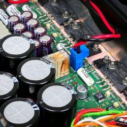 Alluxity Pre One / Power One - Klanglich bestens beleumundet: die Leistungstransistoren von Sanken in der Alluxity Power One