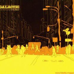 Funkadelity Galactic From The Corner