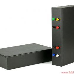Living Voice Avatar IBX-R2 und OBX-R2 - Schlichter geht's nicht: die externen Frequenzweichen der Avatar OBX-R2