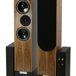 Living Voice Avatar IBX-R2 und OBX-R2 - … aber nur OBX bietet separate Frequenzweichen mit optimiertem Layout. Die IBX hat ihre Weichen im Gehäuse