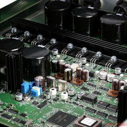 T+A PDP 3000 HV - Selbst entworfen und gebaut: Die DSD-Stufe verarbeitet 8-fach-DSD mit 512-fachem Oversampling