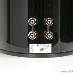 Piega Coax 120.2 - Die sehr einfachen serienmäßigen Kabelbrücken
