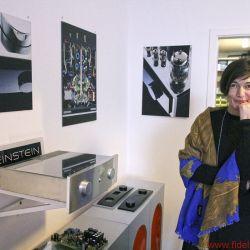 FIDELITY zu Besuch bei Einstein Audio Components - Annette Heiss