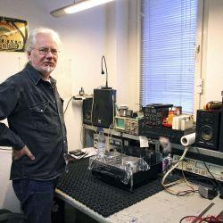 FIDELITY zu Besuch bei Einstein Audio Components - Rolf Wittling