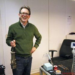FIDELITY zu Besuch bei Einstein Audio Components - Uwe Gespers,