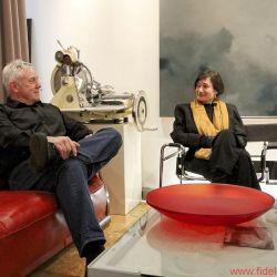 FIDELITY zu Besuch bei Einstein Audio Components - Volker Bohlmeier und Annette Heiss