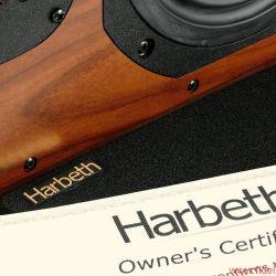 Harbeth Compact 7ES plus HiFi auf dem Bauernhof Reference Stand 7
