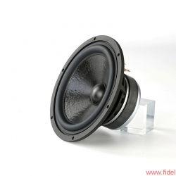 MFE Secundo - Der Mitteltöner nach Maß läuft von 200 bis 2200 Hz ' die Extra-Kalotte kommt ab 2 kHz hinzu – oder auch nicht