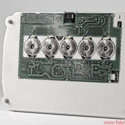 """MSB Technology Analog DAC - Die Elektronikbaugruppen sind """"kopfüber"""" in eigenen Gehäusekammern untergebracht"""