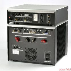 Soulution 541 + 530 - Optional ist der 541 auch mit (noch) besserem USB-Eingang und LAN-Anschluss für Streaming zu haben
