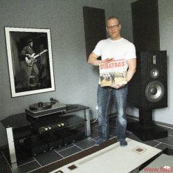 Vinylquäler Sascha Deutsch