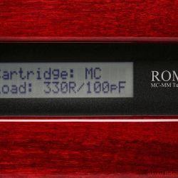 Synthesis Roma 79DC - Was das Herz begehrt: Am Roma DC79 lassen sich alle Parameter bequem von außen einstellen
