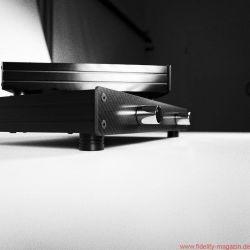 Valvet Röhrenvorstufe Soulshine und Class-A Monoblöcke A4