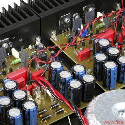 """EternalArts HLP/PAS - Echt diskret mit Einzeltransistoren aufgebaut, repräsentiert die PAS das klangliche Potenzial """"alter"""" Audiotechnik"""