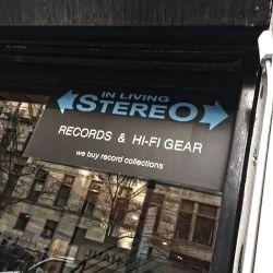 In Living Stereo New York City
