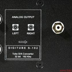 Lector Digitube S-192 - Ausnahmeerscheinung: Ein Word-Clock-Eingang (u. l.) findet sich selten in dieser Preisklasse
